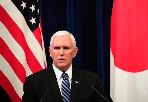 """彭斯:北京须有""""极大改变"""" 否则将面对新冷战"""