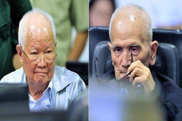 历史性裁决 前赤柬2领袖种族灭绝罪成