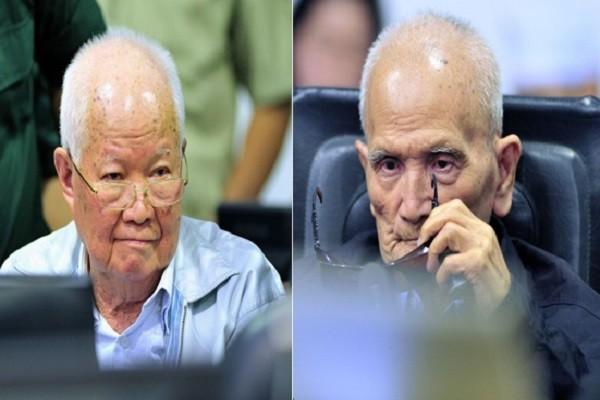 歷史性裁決 前赤柬2領袖種族滅絕罪成