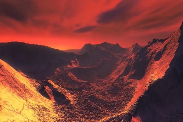 """距太阳系仅6光年 """"超级地球""""-170度冰冻昏暗世界"""