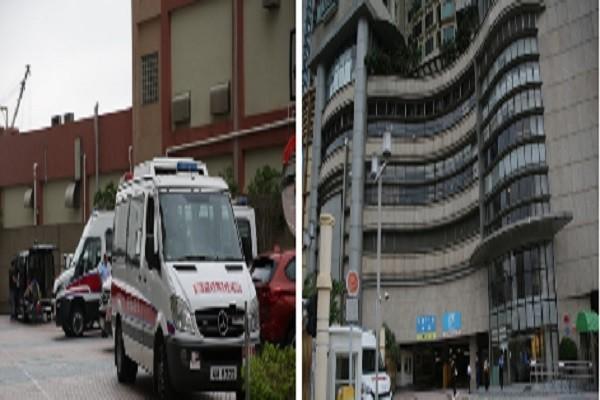 涉猥亵侵犯罪 香港律政司检控官坠楼身亡