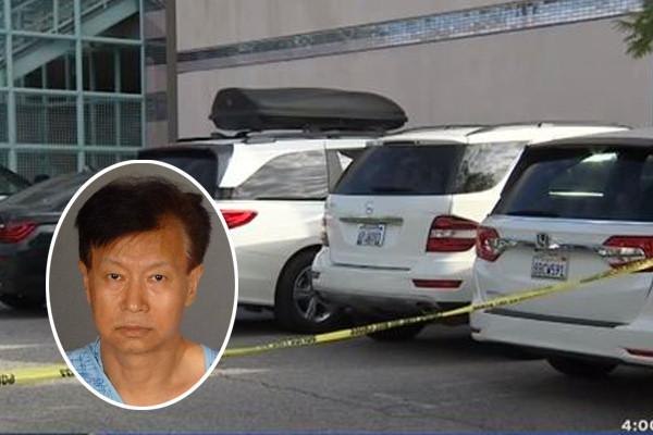 加州侨报办公楼爆枪击案 传死者为董事长谢一宁