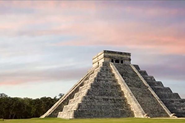 瑪雅金字塔隱藏千年神祕空洞
