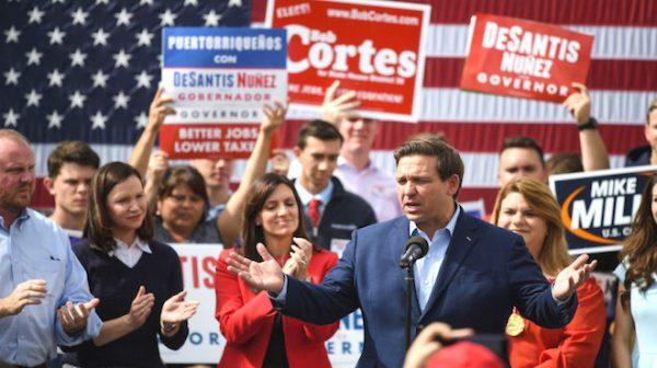 重新计票结果不变 共和党赢2州州长竞选