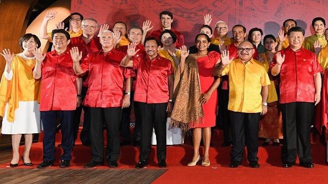 彭斯曝APEC與習兩次交談內容:讓他改變貿易政策