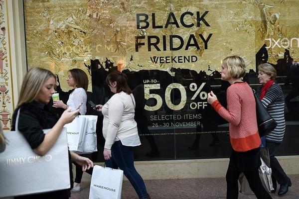 黑色星期五與網絡星期一 節日購物季省錢有竅門
