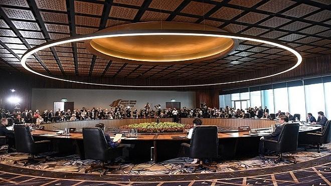 APEC宣言流產內幕曝光 各成員國圍堵中共