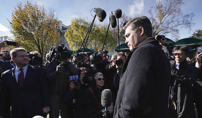 白宮發函通知 CNN記者將再次取消採訪證