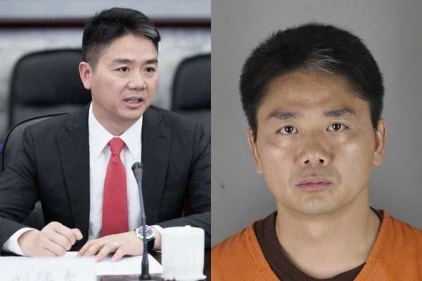 劉強東性侵案後再爆猛料 傳被踢出管理層