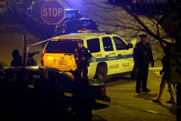 芝加哥华埠慈爱医院爆枪击案 酿4死