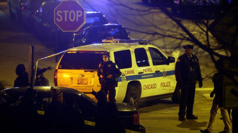 芝加哥華埠慈愛醫院爆槍擊案 釀4死