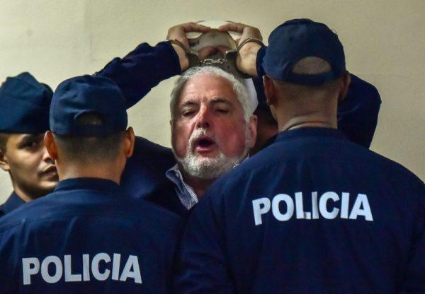 涉貪遭控洗錢 巴拿馬前總統兩子在美被捕