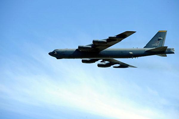 美空軍B-52轟炸機破壞力驚人 曾是毛澤東外號