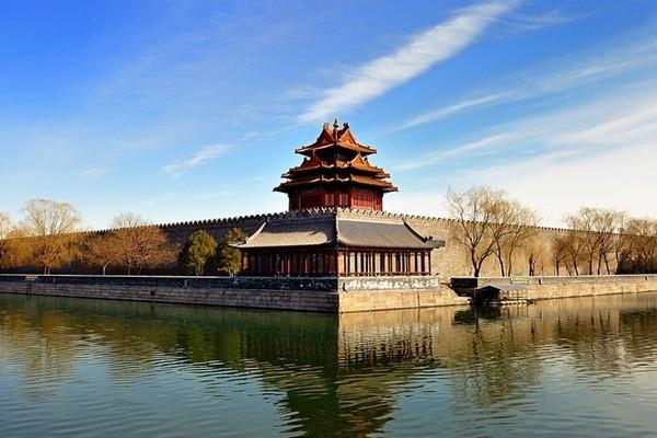 中華傳統文化之嘆——古城劫