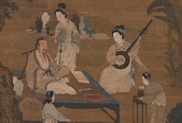 古代奇人能解音乐密码 超前预知国运兴衰