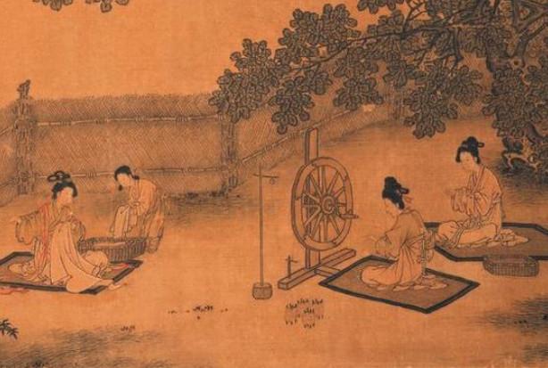 一千多年前的育女范本 胎教宝典《女孝经》