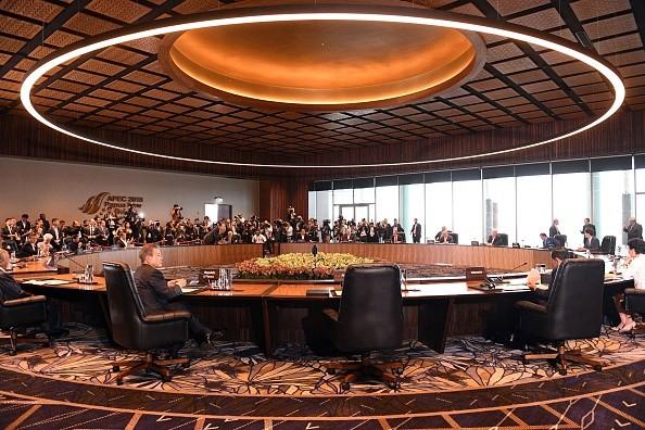 APEC最终声明出炉 中美较量下删掉一句话