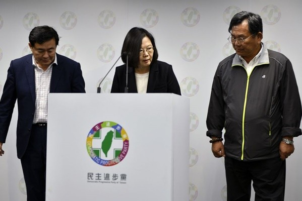 九合一民進黨慘敗  日媒:台灣長期低薪惹民怨