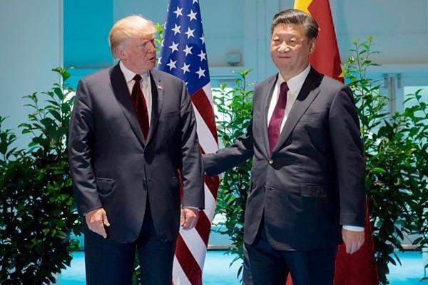 北京官場局勢微妙 有人暗挺川普