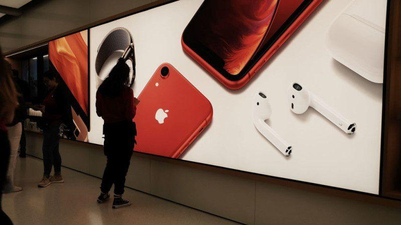 G20川習談判若挫 川普:或對蘋果產品徵10%關稅