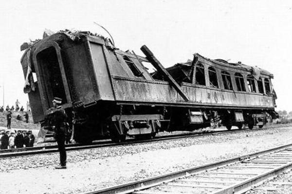皇姑屯火车站被关闭 张作霖被日军炸死震惊中外