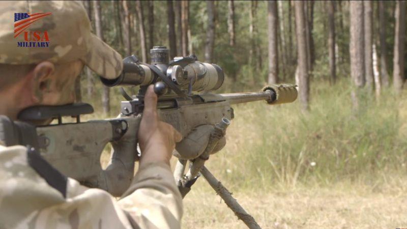 英狙擊手憑1發子彈 殲滅6恐怖分子
