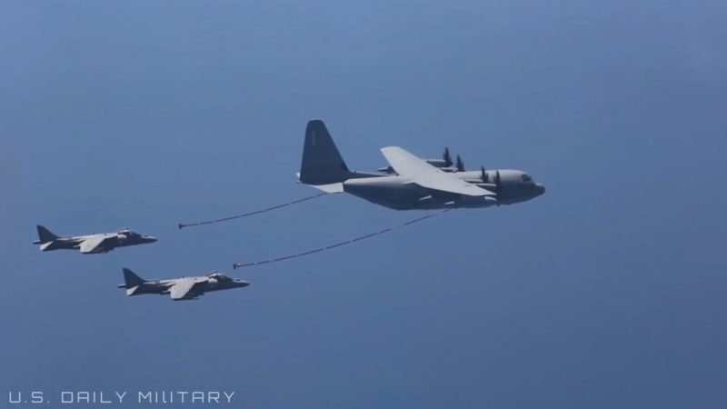 美2架軍機日本外海相撞結束搜救 5失聯士兵死亡