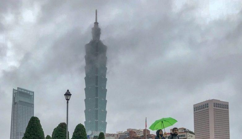 冷气团台风夹击 台跨年夜元旦假期雨最多