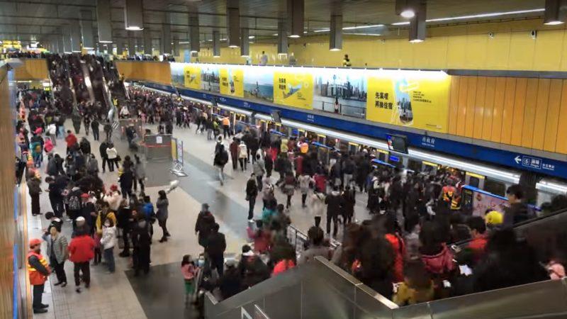 北市跨年晚會 捷運不收班 散場避開市府站