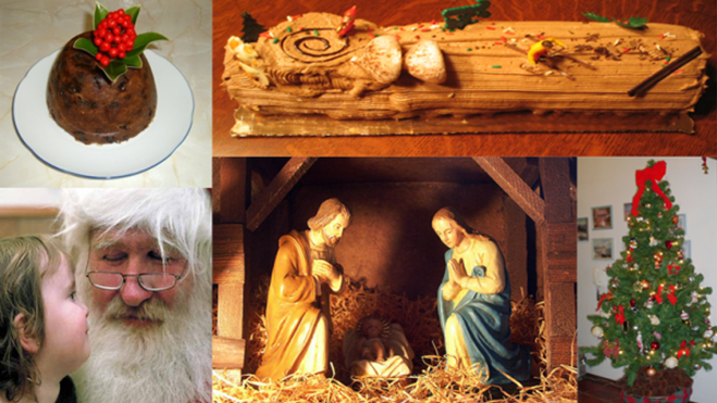 历史上的今天,12月24日:圣诞节——说句Merry Christmas不容易