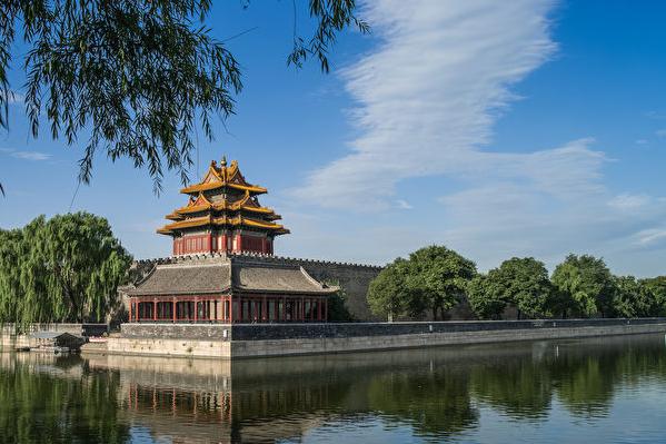 中國傳統建築之美——故宮角樓