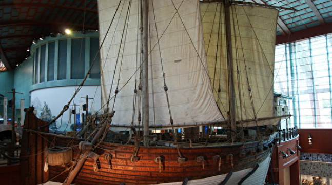 【文史】唐代寶船的海上絲路(上)