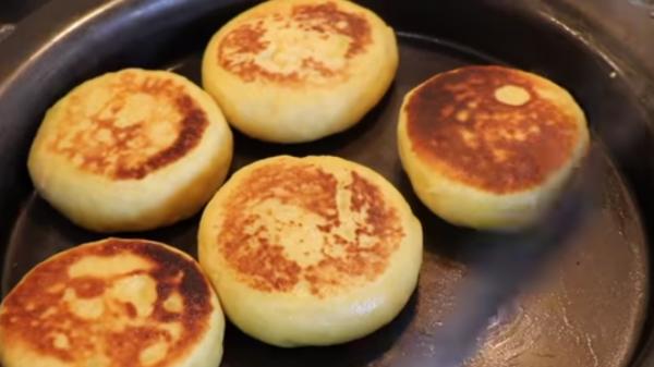美味紅薯雞蛋餅 天然營養(視頻)