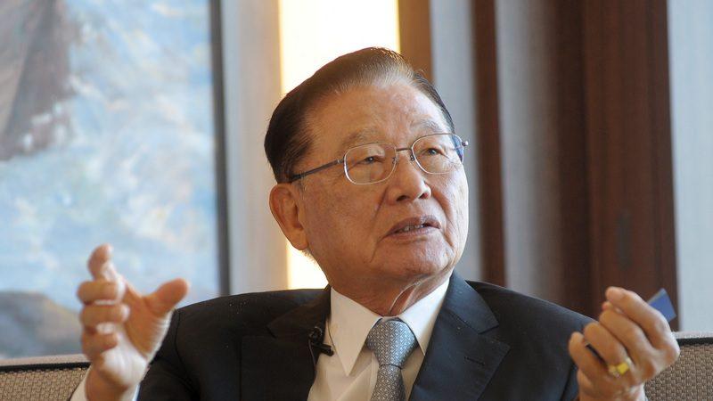 多重器官衰竭 前海基會董事長江丙坤辭世享壽85歲
