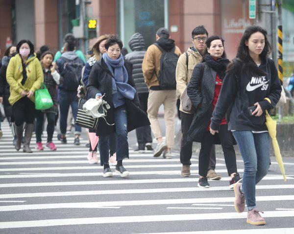 首波冷氣團16日報到 北台灣低溫下探12度