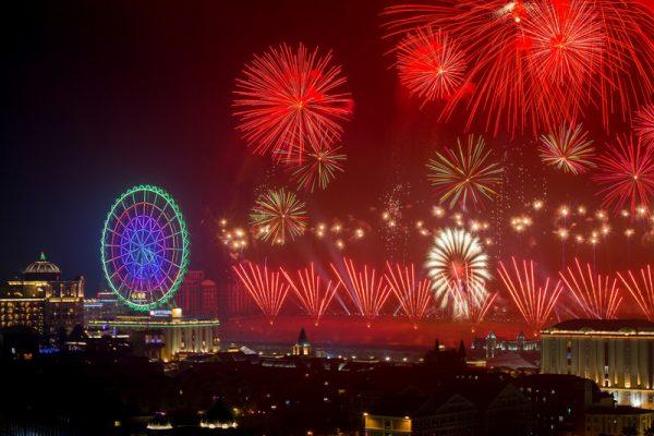 冲跨年迎新年 全台县市跨年晚会总整理