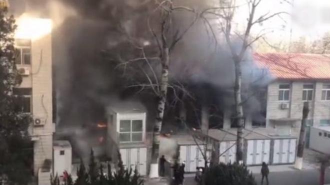 北京交通大学实验室炸死3学生 内幕曝光
