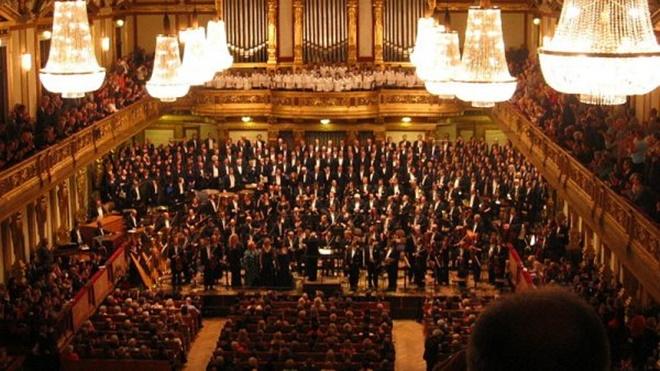 历史上的今天(12月31日):维也纳金色大厅新年音乐会竟然是纳粹的品牌