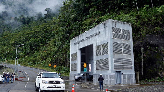 一座大坝开裂7648处  厄瓜多:中国制造就是烂