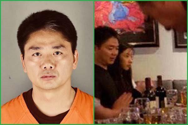 被曝施暴4小時 知情人:劉強東或詭稱雙方自願