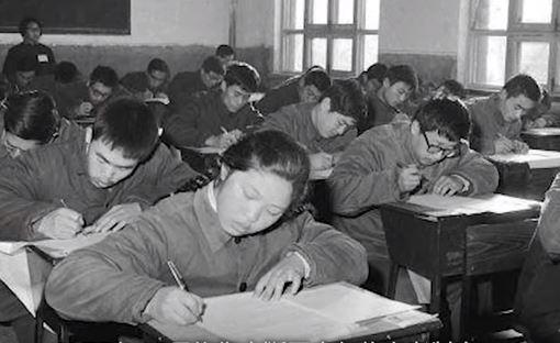 歷史上的今天,12月10日:世界上唯一自廢武功的民族 大學荒廢與77年恢復高考