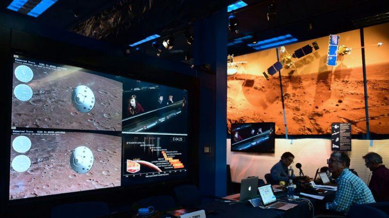 人类首度听见 NASA洞察号捕捉火星风声(视频)