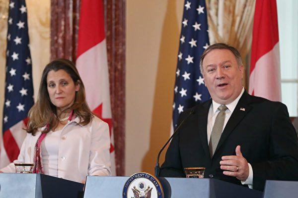 周晓辉:美国表态 北京恫吓加拿大怎收场?