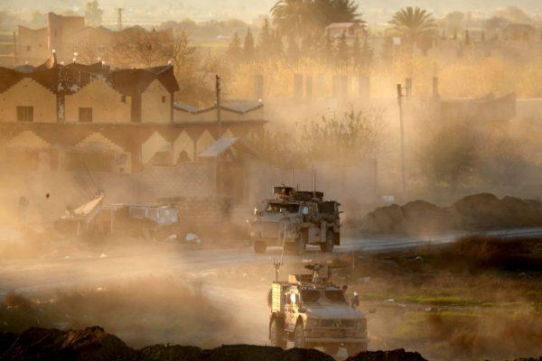 美宣布撤軍後首見 傳清空敘利亞一座軍火庫