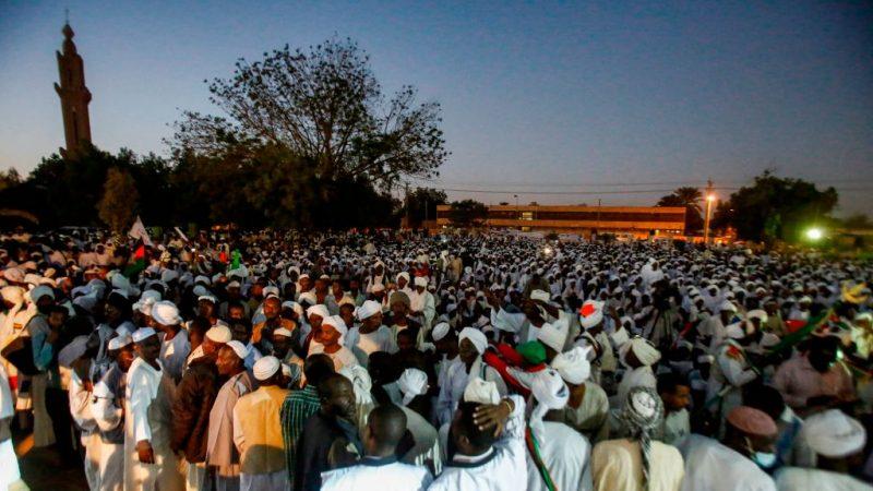面包价飙涨引发怒火 苏丹连7天抗议19死