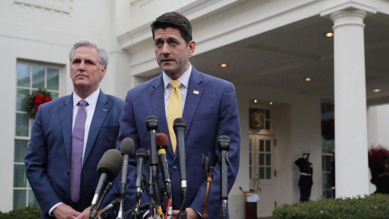 川普拒簽預算法案 1天後政府關門或難避免
