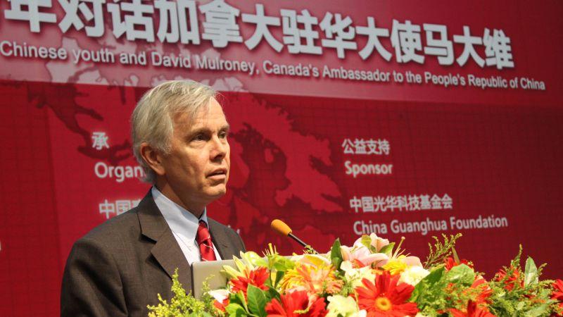 加拿大前駐華大使警告:中共毫無責任感需看清其真面目