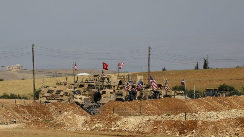 川普宣布战胜ISIS 暗示将从叙利亚撤军