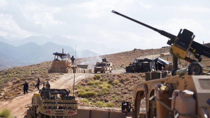 改變戰略 美軍撤離敘利亞 下個目標阿富汗