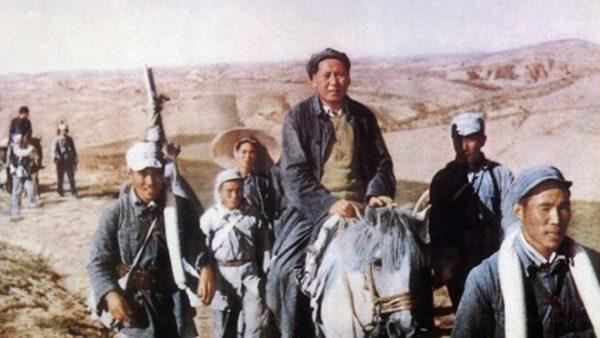毛澤東冥誕 中共軍委孤獨發聲